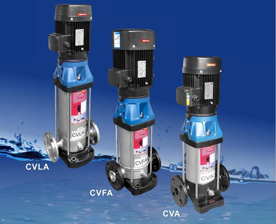 高效A系列立式多级泵