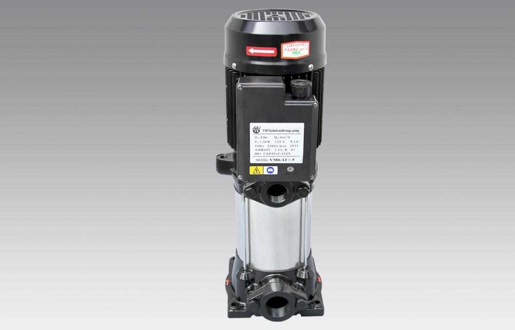 VM6系列不锈钢泵
